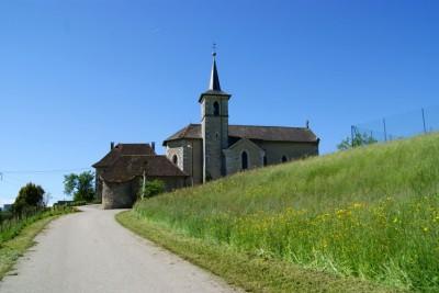 L'église de Sainte-Marie d'Alvey