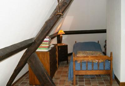 2ème étage, 3ème lit en alcôve